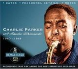 Charlie Parker - Studio Chronicle