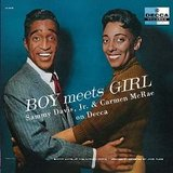 Boy Meets Girl - Sammy Davis - Carmen Mcrae