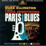 Paris Blues Soundtrack CD