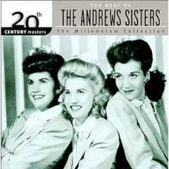 The Best of the Andrews Sisters