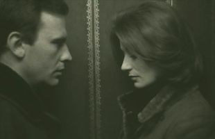 Trintignant and Anouk Aimee in A Man and a Woman