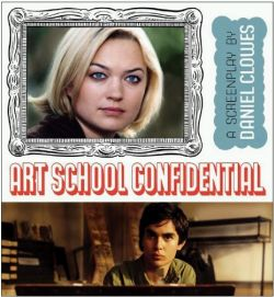 Art School Confidential Book