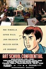 Art School Confidential DVD
