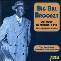 Big Bill Broonzy On Tour in Britain, 1952