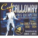 The Early Years 1930-1934 Cab Calloway