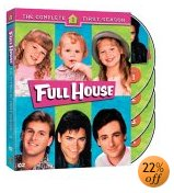 Full House with Mary-Kate Olsen and Ashley Olsen