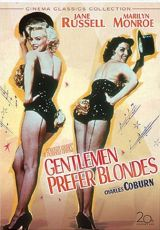 Gentlemen Prefer Blondes DVD