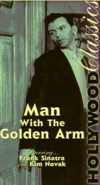 Frank Sinatra in The Man with the Golden Arm