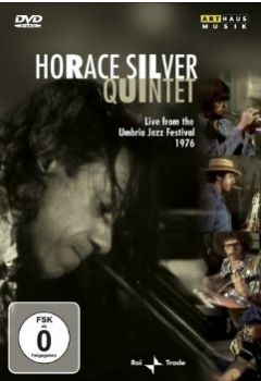 Live at the Umbria Jazz Festival 1976 DVD - Horace Silver