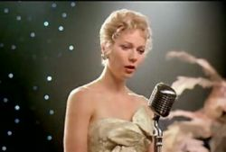 Gwyneth Paltrow as Peggy Lee in Infamous