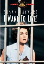 I Want to Live! DVD