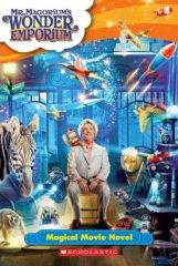 Mr. Magorium's Wonder Emporium: Magical Movie Novel (Paperback)