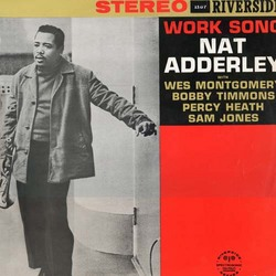 Work Song LP Nat Adderley