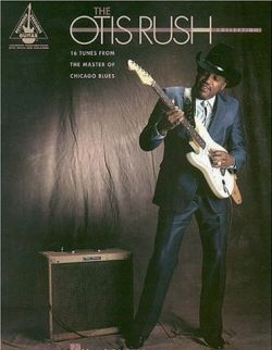 Otis Rush Book