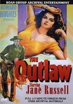 Jane Russell - The Outlaw DVD