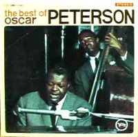The Trio: The Best Of Oscar Peterson - Verve LP