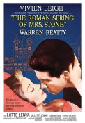 The Roman Spring of Mrs. Stone DVD