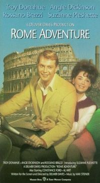 Rome Adventure - Troy Donahue