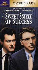 Sweet Smell of Success VHS