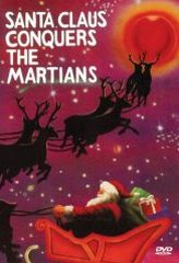 Santa Claus Conquers the Martians (1964) DVD