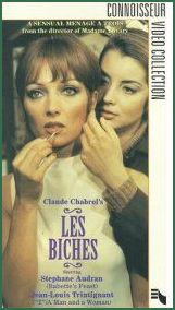 Les Biches with Jacqueline Sassard