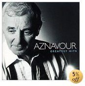 Greateset Hits For Japan by Charles Aznavour