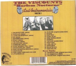 The Viscounts - Harlem Nocturne