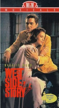 West Side Story VHS