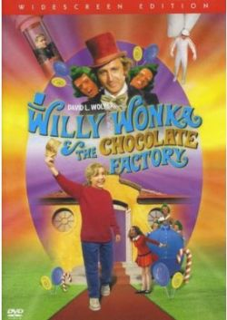 Gene Wilder - Willy Wonka DVD