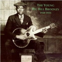 Young Big Bill Broonzy